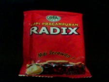 Kopi Radix HPA - www.facebook.com/kopiradixhpa/